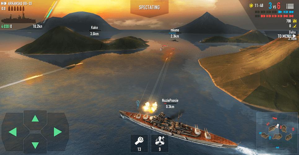 Скачать battle of warships 1. 66. 11 для android.