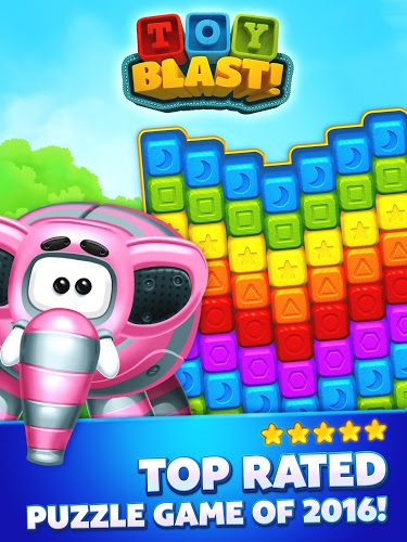 Play Toy Blast on PC 12