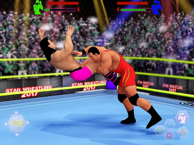 Play World Tag Team Stars Wrestling Revolution 2017 Pro on PC 13