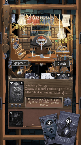 Играй Card Thief На ПК 7