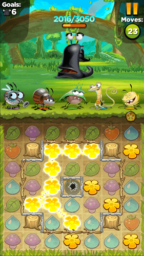 เล่น Best Fiends – Puzzle Adventure on PC 6