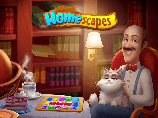 Jouez à  Homescapes sur PC 14