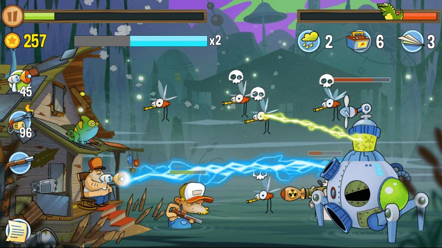 Скачать игру свамп атак на компьютер бесплатно