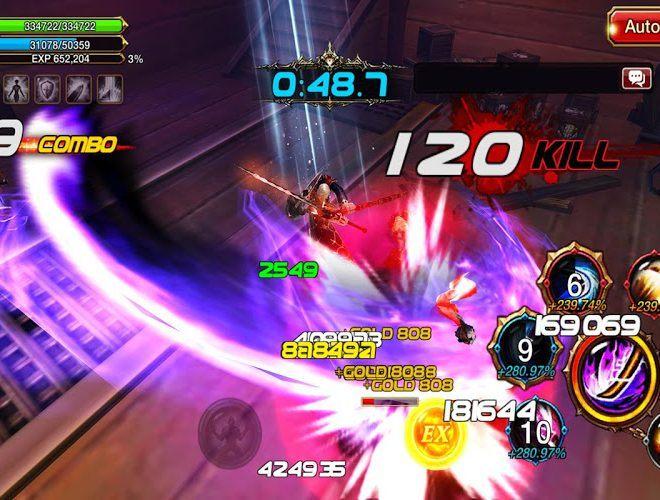 เล่น Kritika: เหล่าอัศวินสีขาว on PC 9