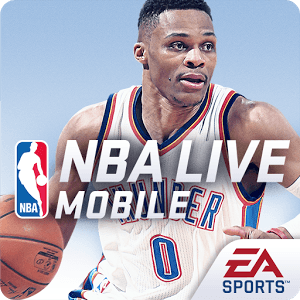 Play NBA LIVE Mobile on PC 1