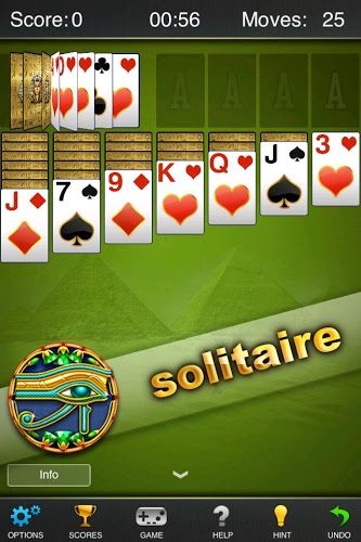 Play Solitaire: Pharaoh on PC 5