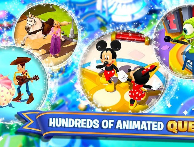 Play Disney Magic Kingdoms on PC 17