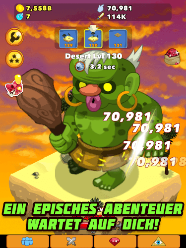 Spielen Clicker Heroes on pc 19