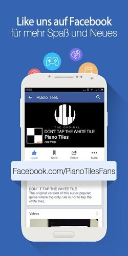 Spiele Don't Tap the White Tile auf PC 9