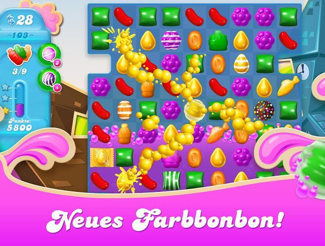 Spielen Candy Crush Soda Saga on PC 16