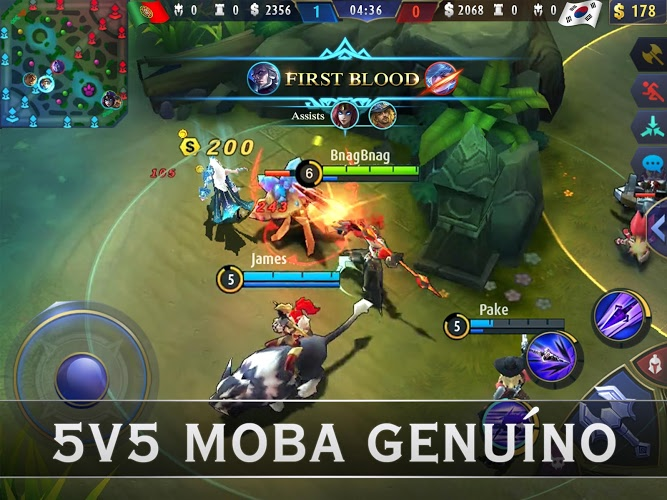 Jogue Mobile Legends: Bang bang para PC 9