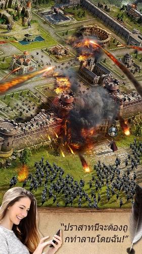 เล่น Clash of Queens on PC 5