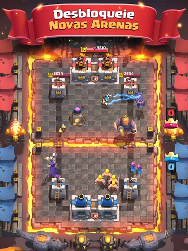 Jogue Clash Royale para PC 12