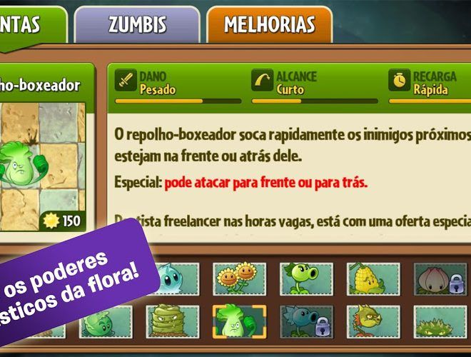 Jogue Plants vs Zombies 2 on pc 4