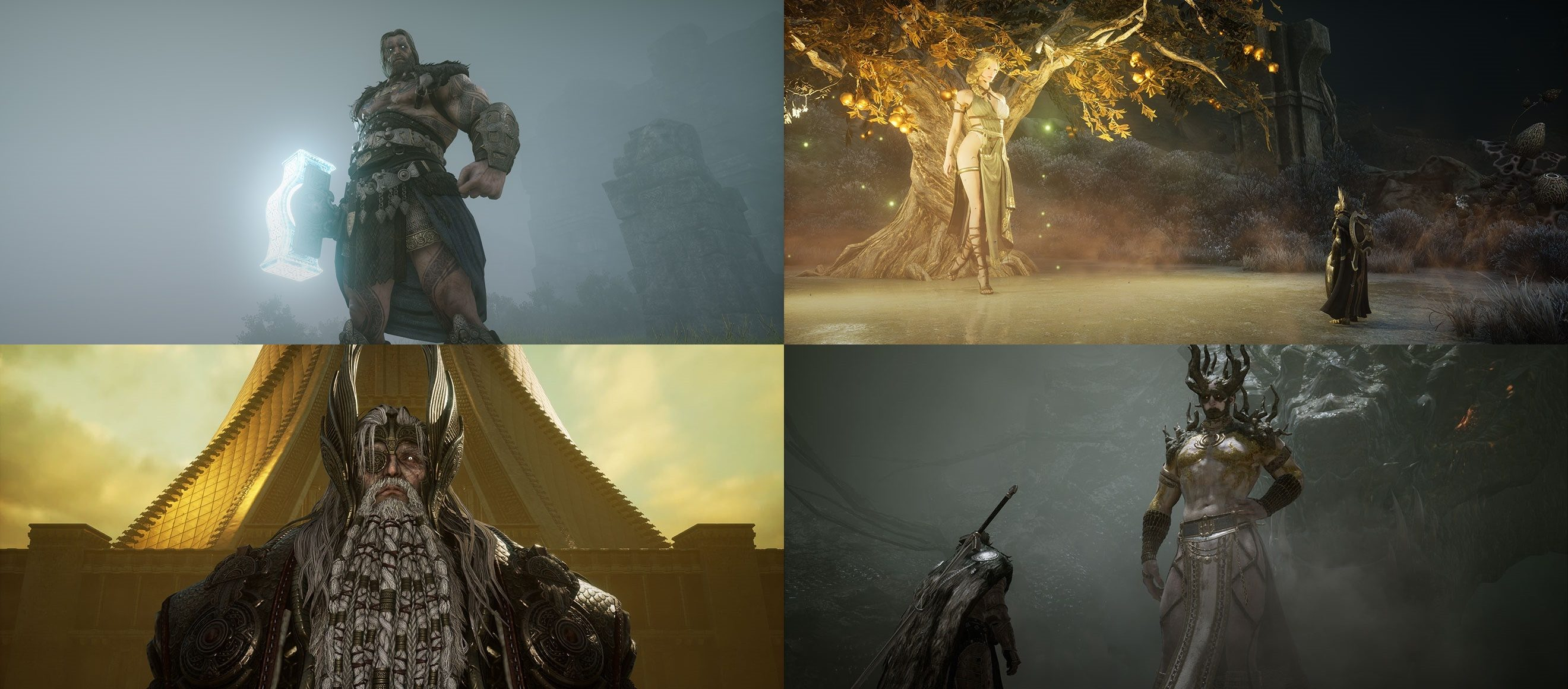 카카오게임즈의 상반기 기대작 오딘: 발할라 라이징, PC에서 미리 준비해봐요!