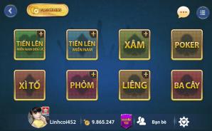 Game bai Online – Vua danh bai