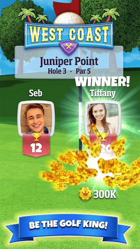 Play Golf Clash on PC 6