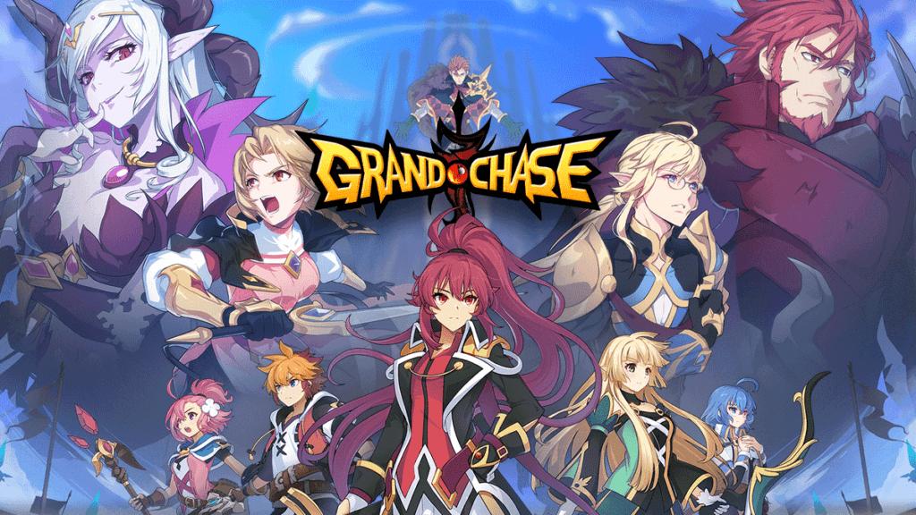GrandChase: обзорный гайд