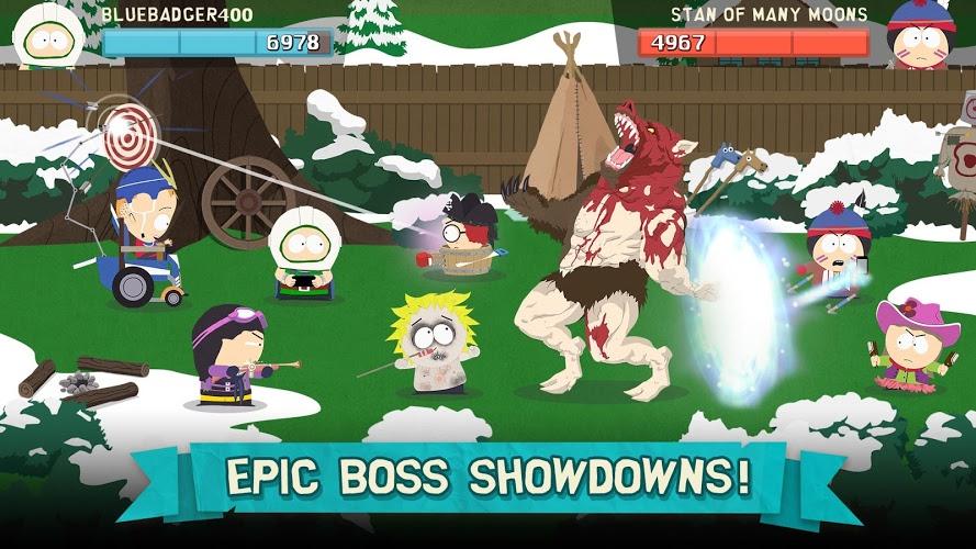 Играй South Park: Phone Destroyer На ПК 8