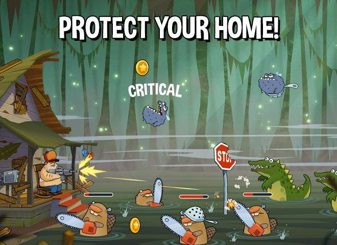Play Swamp Attack on PC 3