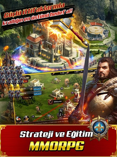 King of Avalon: Dragon Warfare  İndirin ve PC'de Oynayın 6