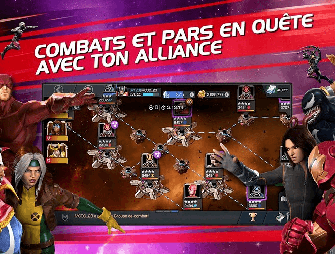 Jouez à  Marvel Contest of Champions sur PC 19