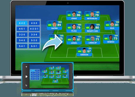 online soccer manager forum