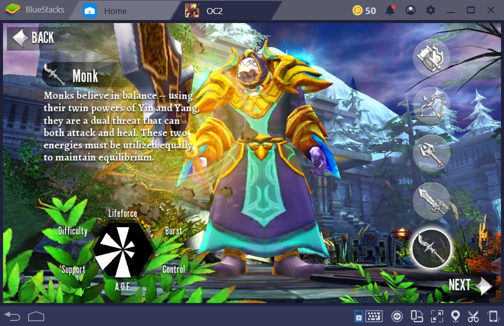 Order & Chaos 2: 3D MMO RPG  – How to Create the Best Character