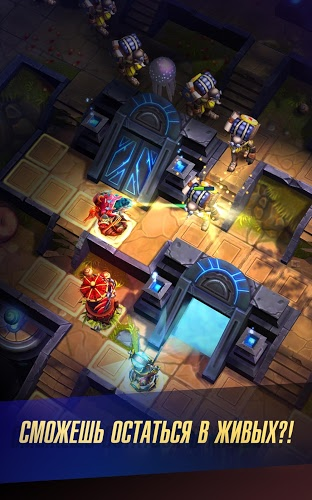 Играй Defenders 2: Tower Defense CCG На ПК 12