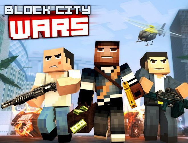 เล่น Block City Wars on PC 7