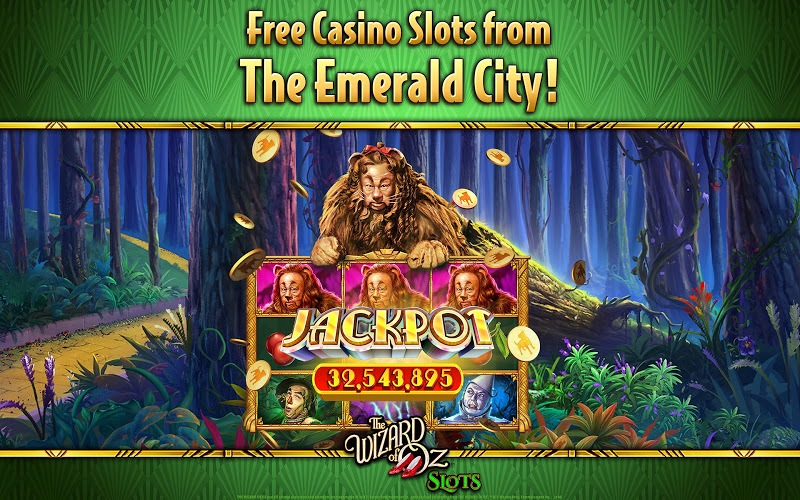 Play Wizard of Oz Free Slots Casino on PC 19