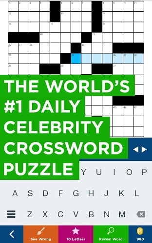 Celebrity - Crossword Clue Answer | Crossword Heaven