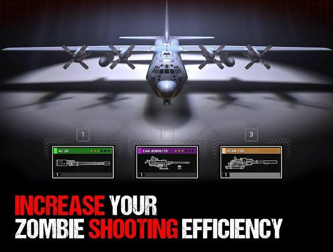 Play Zombie Gunship Survival on PC 13