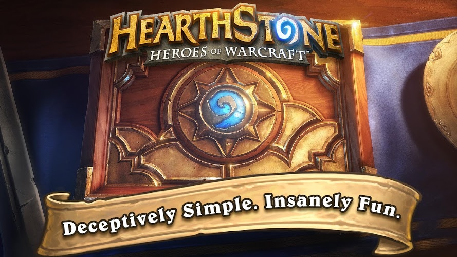 Download Hearthstone app on PC with BlueStacks