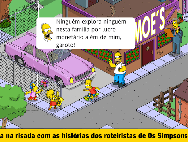 Jogue Simpsons Tapped Out on pc 5
