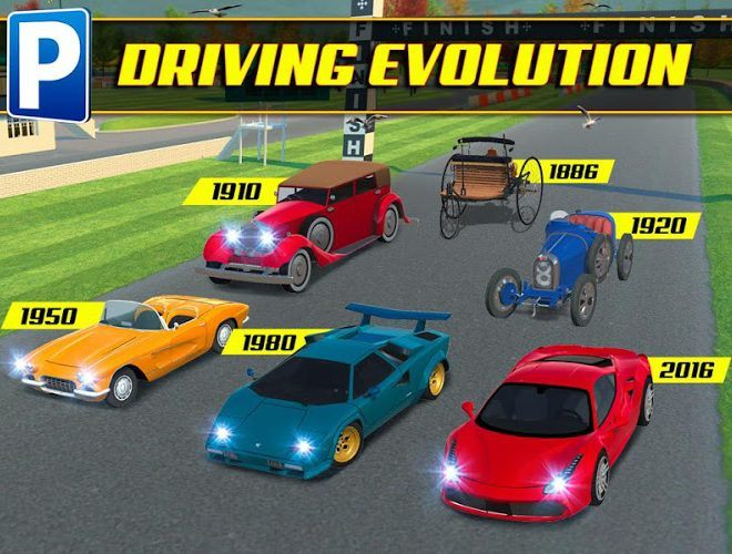 Chơi Driving Evolution on PC 10