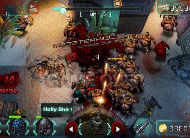 เล่น Zombie World War on PC 10