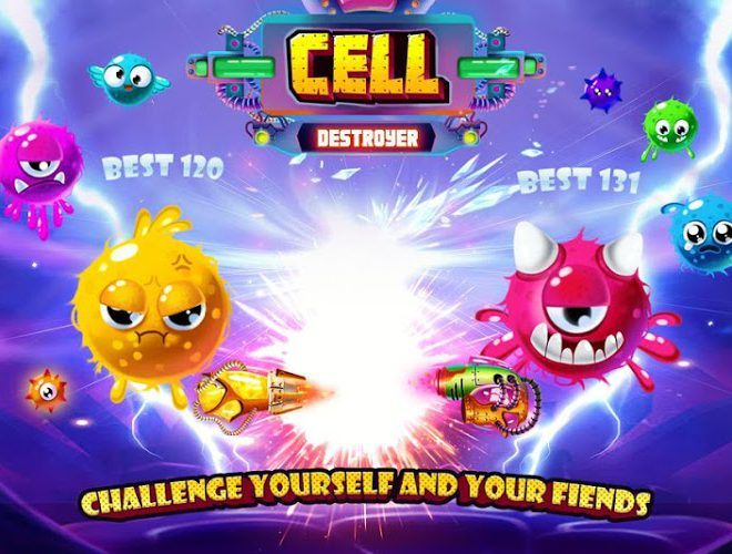 Chơi Cell Destroyer on PC 9