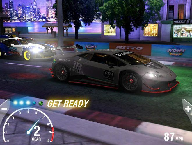 Jogue Racing Rivals on pc 8