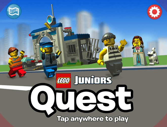 Play Lego Juniors Quest on PC 1