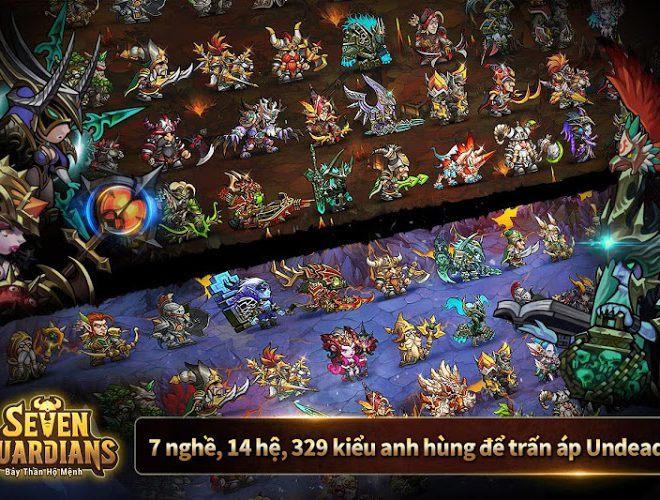 Chơi Bảy Thần Hộ Mệnh on PC 2