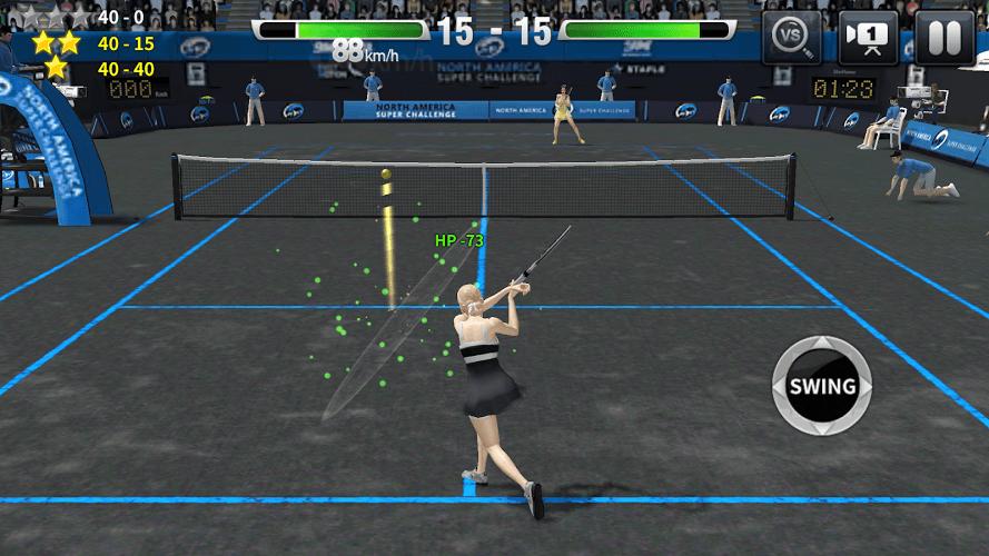 즐겨보세요 얼티밋 테니스 on PC 4
