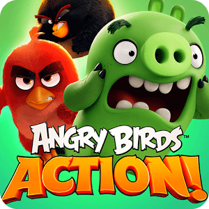 Play Angry Birds Action on PC