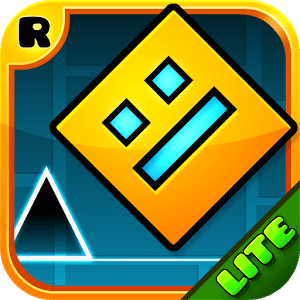 Играй Geometry Dash Lite На ПК 1