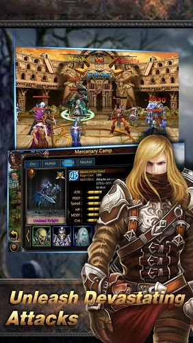 Play FallSouls – SapphireWar on PC 16