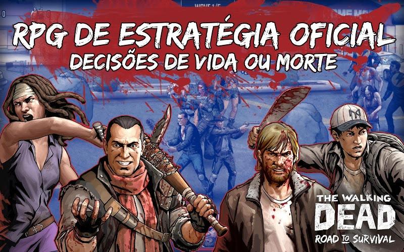 Jogue The Walking Dead: Jornada de Sobrevivência para PC 15