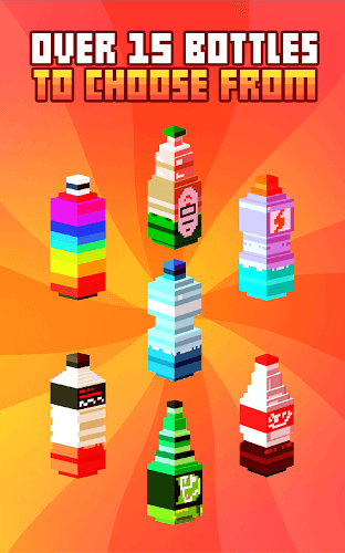 Играй Flippy Bottle Extreme! На ПК 13