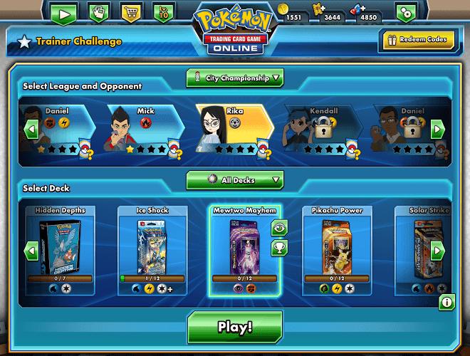 Play Pokémon TCG Online on PC 12