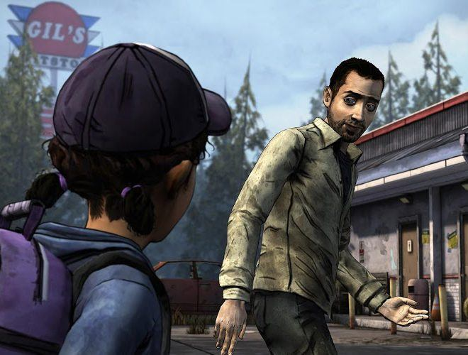 Play The Walking Dead: Season Two on pc 4