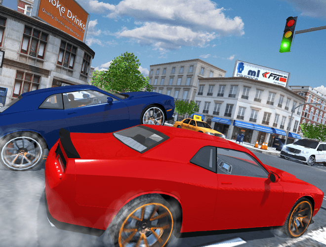 Play Muscle Car Challenger on PC 3